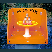 B - Tin Can Alley PNG