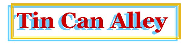 Perhaps the most famous fairground game of all. Hit the target with the  hammer and try to ring that bell! You would be surprised at who can  succeed, PlusPng.com  - Tin Can Alley PNG