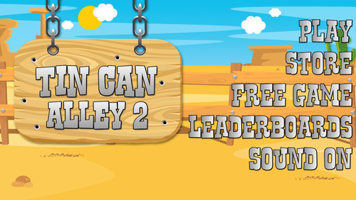 Tin Can Alley 2 - Tin Can Alley PNG