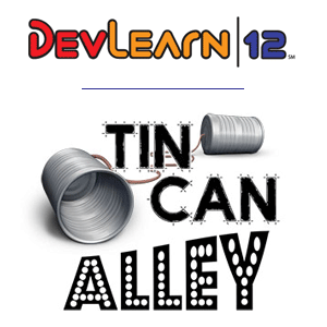 xAPI Alley / DevLearn 2012 - Tin Can Alley PNG