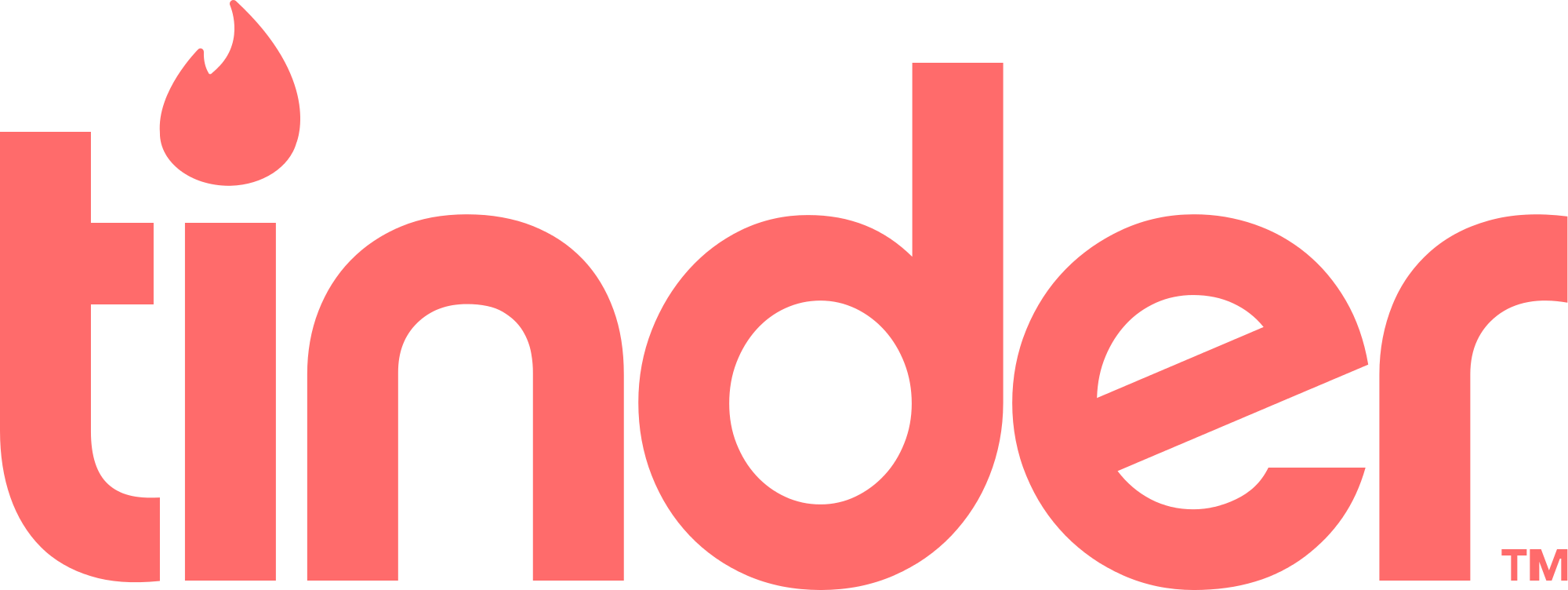 Tinder renew their logo with