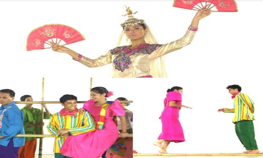 KMJS also features some of the traditional practices in provinces like  saving the umbilical cord of infants in Quezon; dancing u201cKuratsau201d during  wedding PlusPng.com  - Tinikling PNG