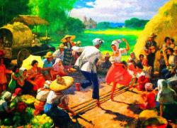 Tinikling History - Tinikling PNG