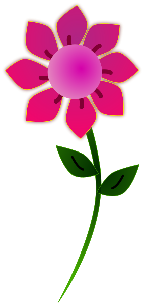 Tiny Flower Clip Art - Tiny Flowers PNG