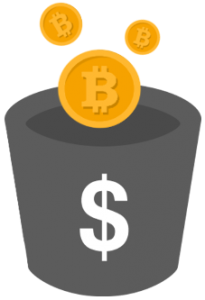 Bitcoin: 1FvGzdtkrSmn2uYCwPuedm4M7cP45J9C5N - Tip Jar PNG