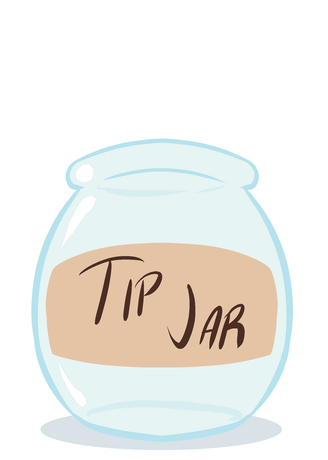 DONATIONS - My Tip Jar - Tip Jar PNG