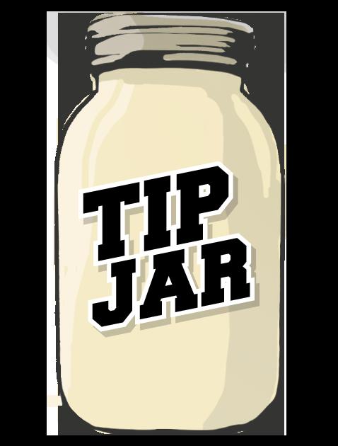 Tip Jar PNG - 57358