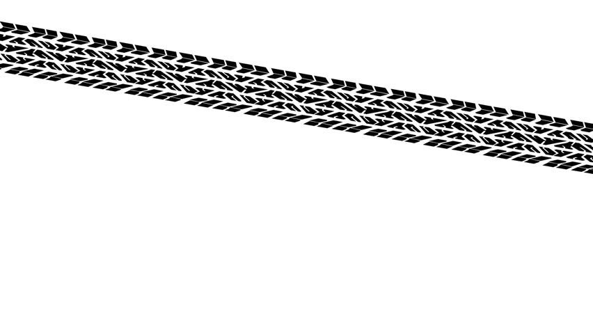 Tire Track PNG HD - 128497