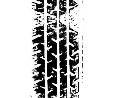Tire Track PNG HD - 128499
