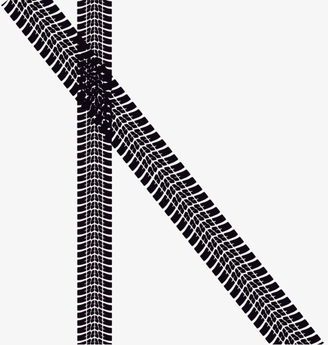 Tire Track PNG HD - 128509