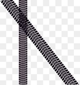 Tire Track PNG HD - 128505
