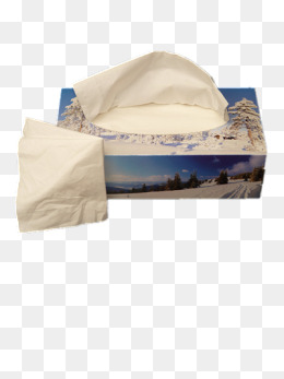 Tissue Paper Box PNG - 82559