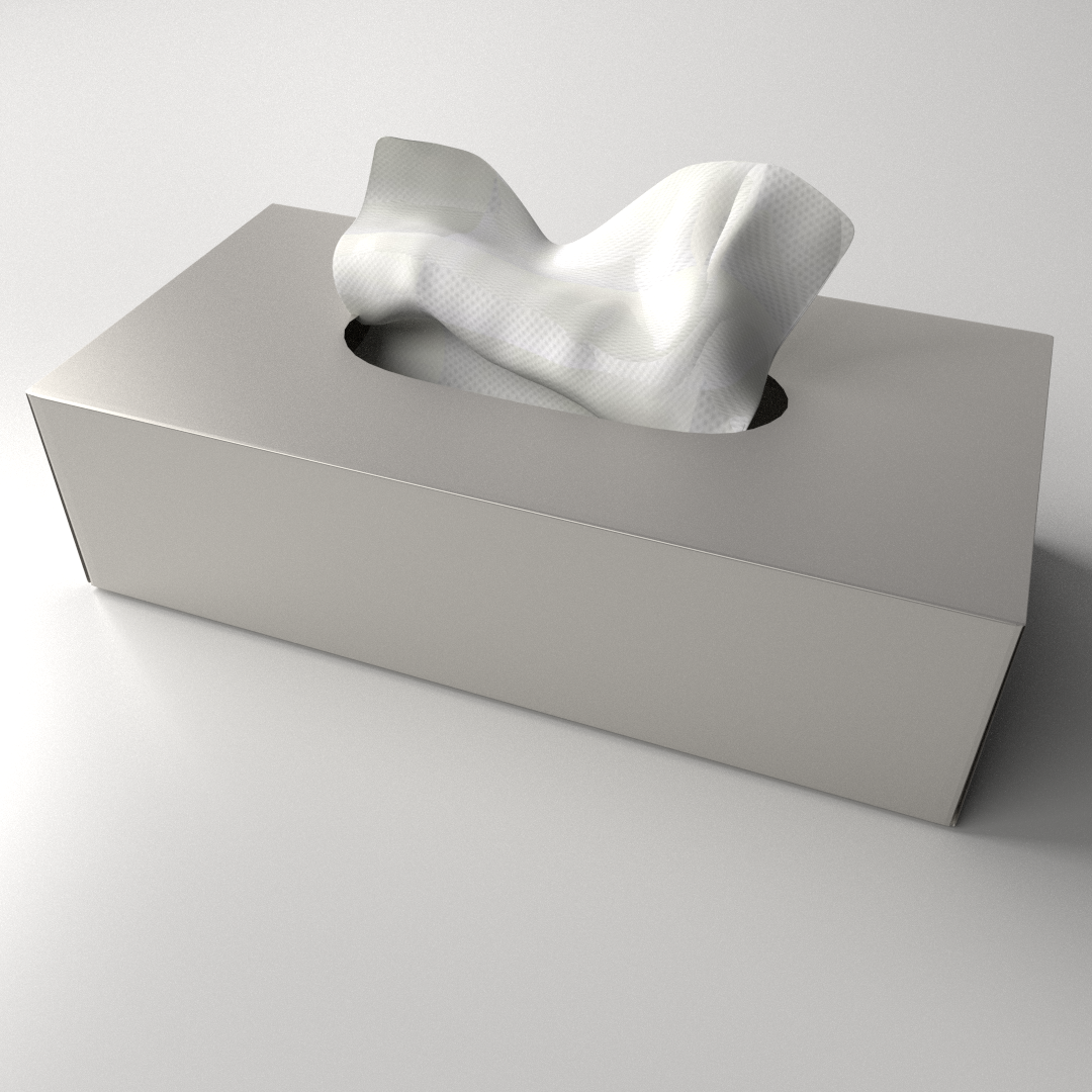 Tissue Paper Box PNG - 82557
