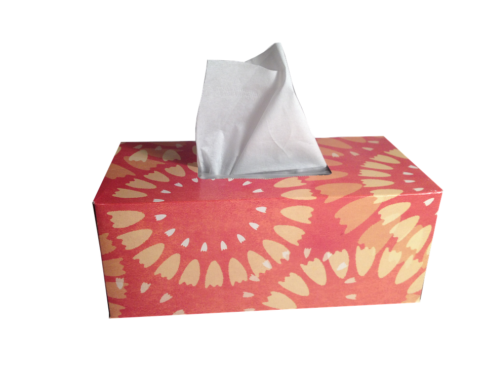 Tissue Paper Box PNG - 82551