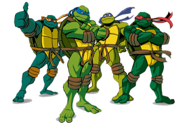 Ninja Turtles Page 2 - Teenage Mutant Ninja Turtles - Tmnt PNG Free - Tmnt HD PNG