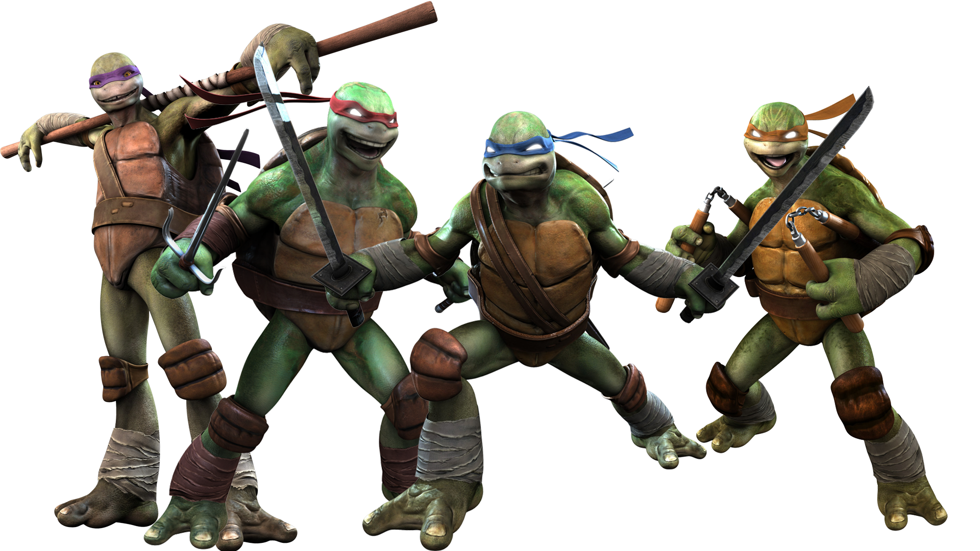 Ninja Turtles PNG - Tmnt HD PNG
