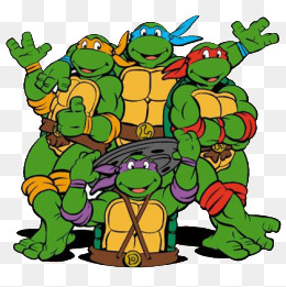 Teenage Mutant Ninja Turtles, US Man, American Comics, Graffiti PNG Image - Tmnt HD PNG
