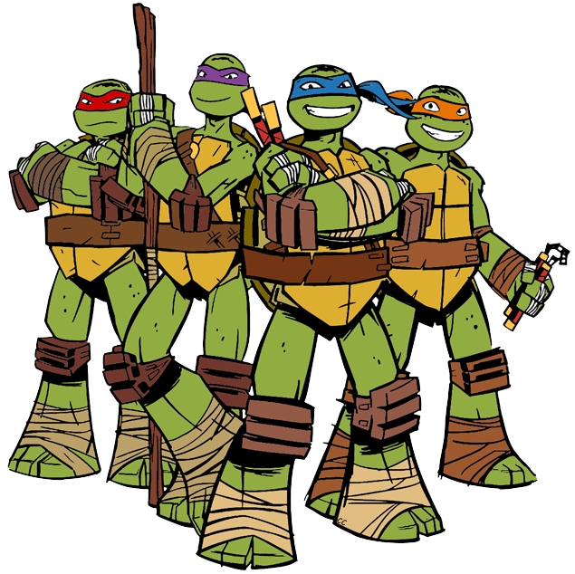 Teenage Mutant Ninja Turtles,