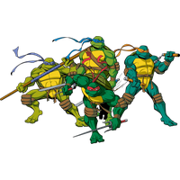 Tmnt High-Quality Png PNG Image - Tmnt HD PNG
