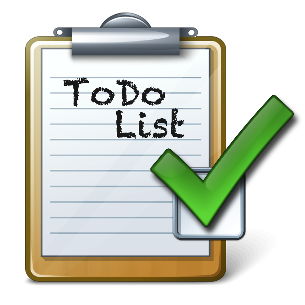 THE POWER OF A TO DO LIST iModelAfrica - To Do List PNG