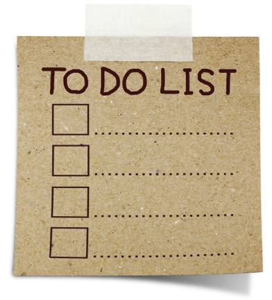 To-do list - To Do List PNG