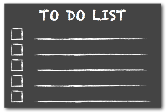 todolist - To Do List PNG