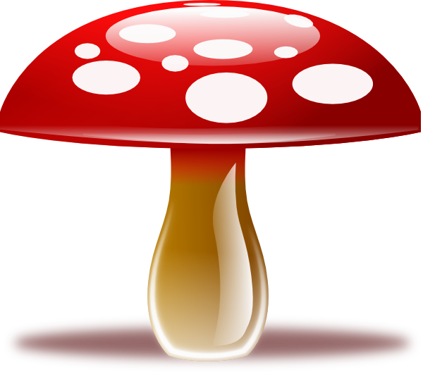 PNG: small · medium · large - Toadstool PNG HD