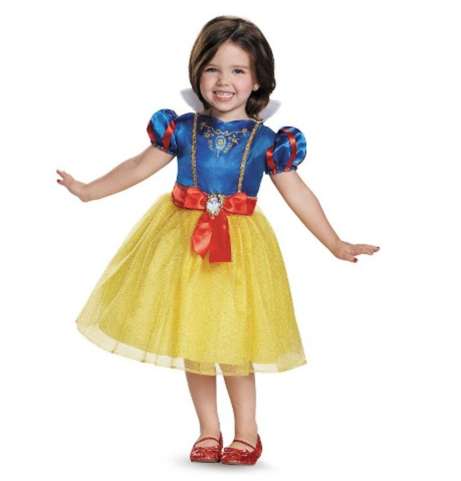 disney costumes for little girls - Toddler Girl PNG