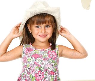 Toddler Girl PNG - 80790