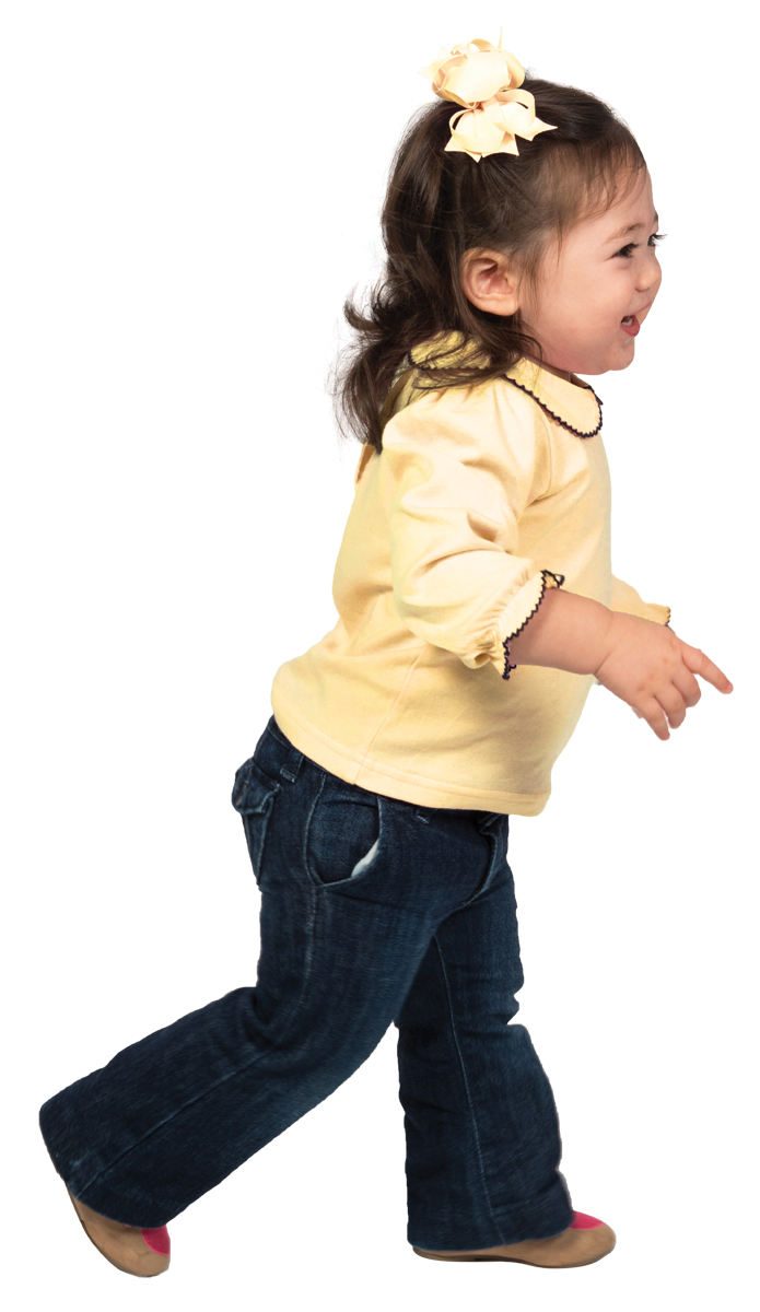 . PlusPng.com Running Toddler · Sitting Teen Girl PlusPng.com  - Toddler Girl PNG