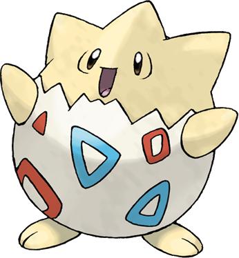 Togepi.png - Pokemon PNG