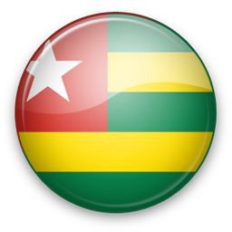 128x128 px, Togo Icon 256x256 png - Togo PNG