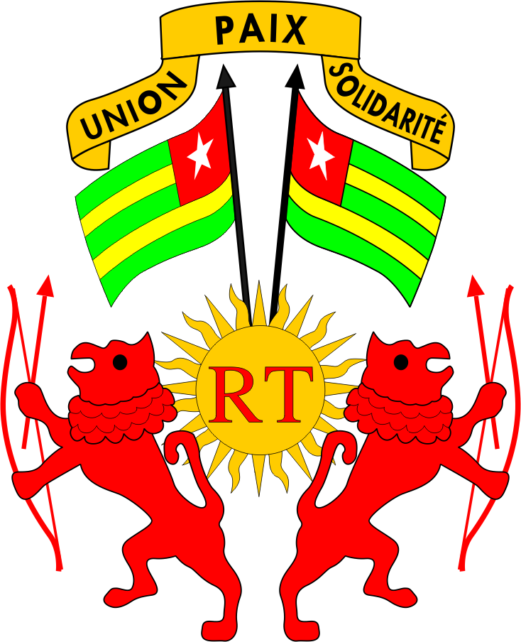 File:Togo coat of arms.png - Togo PNG