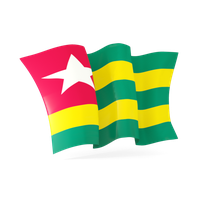 Togo Flag Png Picture PNG Image - Togo PNG