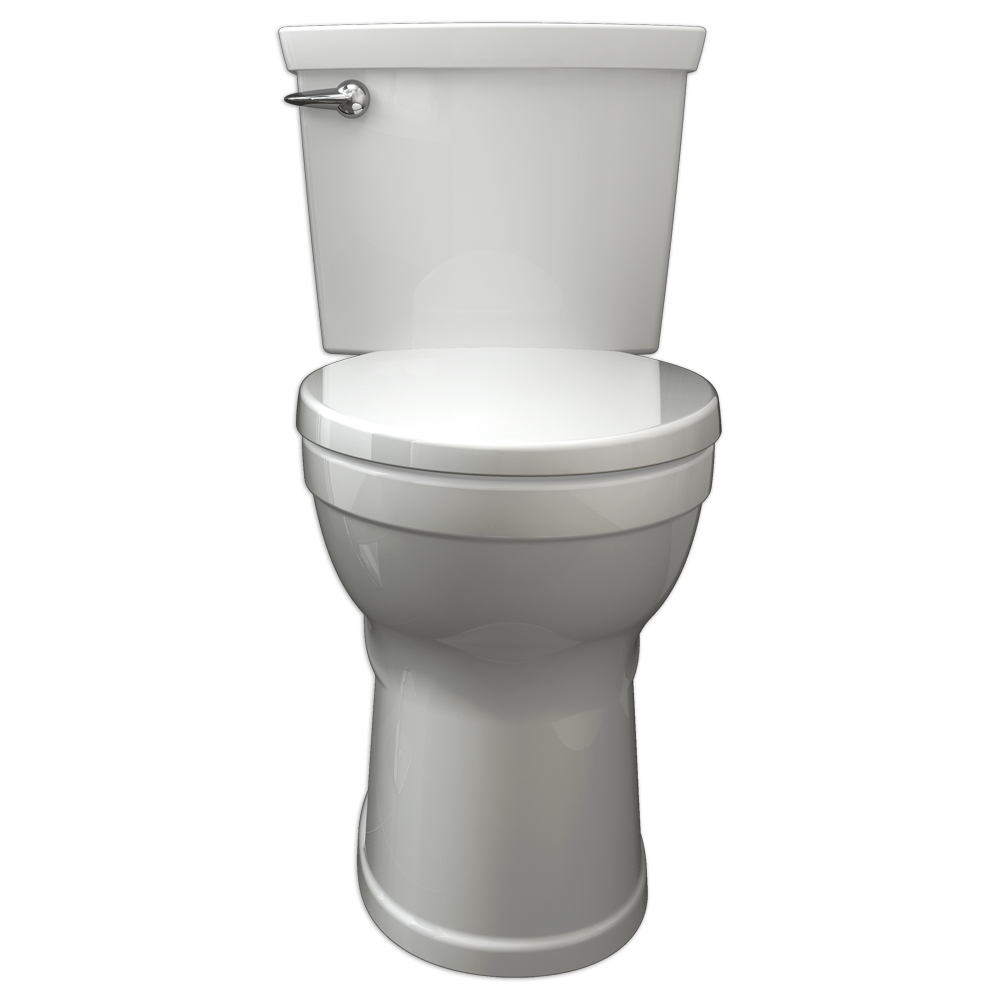 Champion 4 MAX Tall Height Round Front 1.28 gpf Toilet - American Standard - Toilet HD PNG