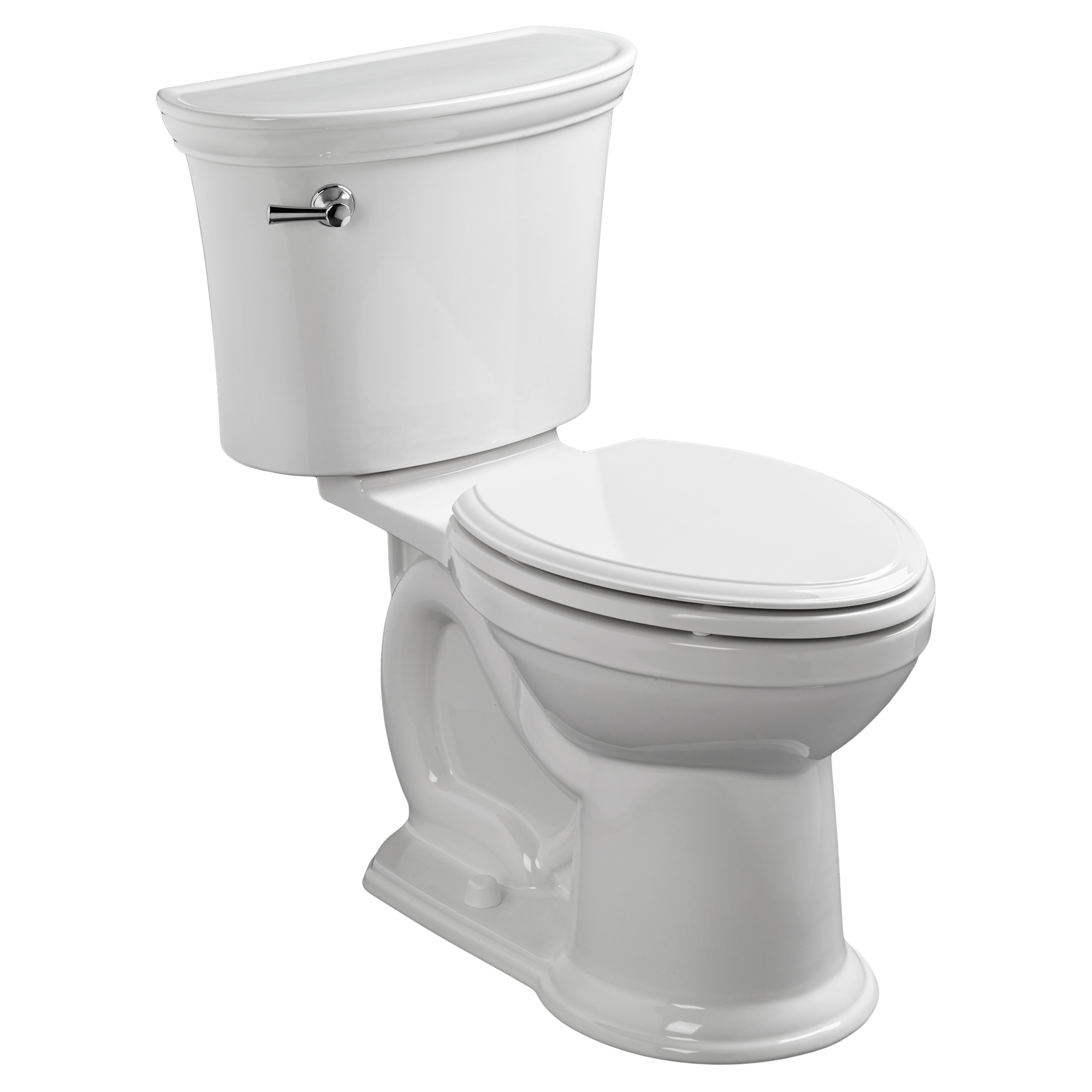 Esteem VorMax Right Height Elongated 1.28gpf Toilet - Toilet HD PNG