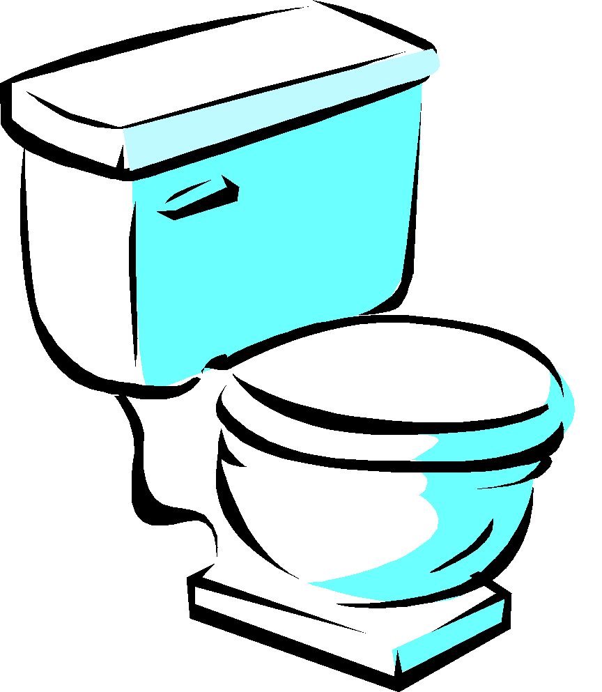 Images For Paper Towels Clipart - Toilet HD PNG