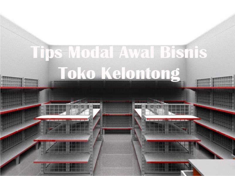 Modal Awal Toko Kelontong - Toko Kelontong PNG