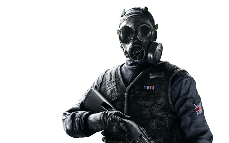 Tom Clancys Rainbow Six PNG