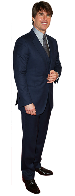 Tom Cruise PNG-PlusPNG.com-263 - Tom Cruise PNG