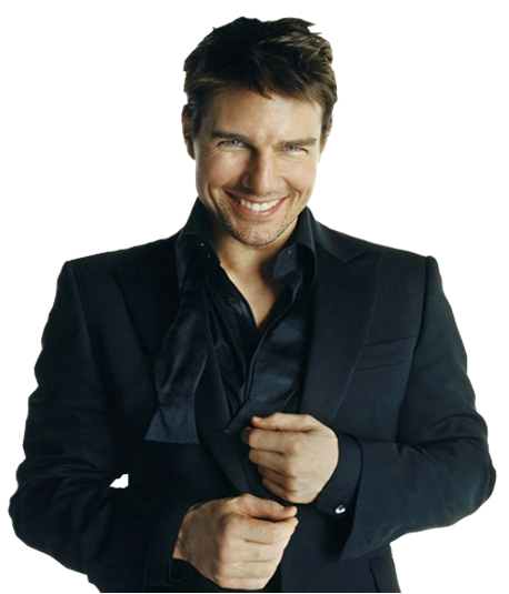 Tom Cruise PNG-PlusPNG.com-458 - Tom Cruise PNG