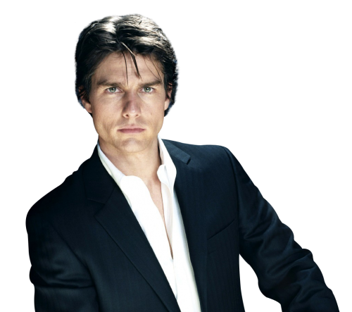 Tom Cruise PNG-PlusPNG.com-500 - Tom Cruise PNG