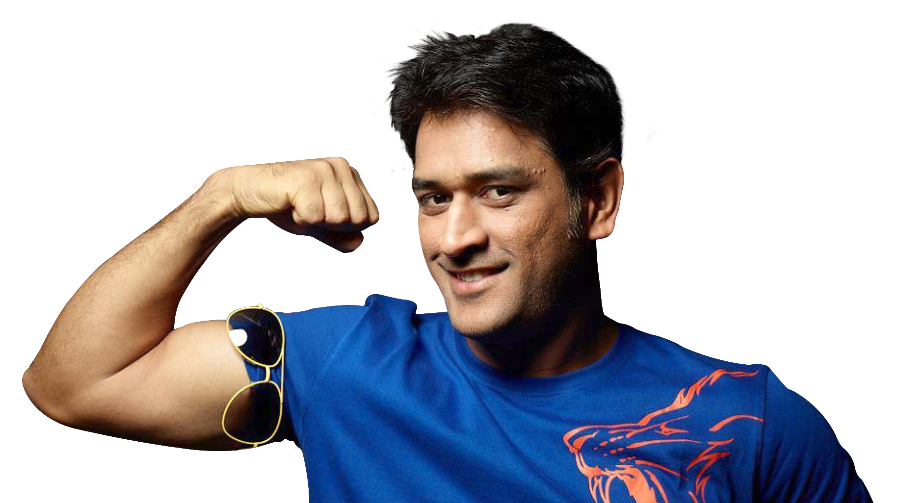 Mahendra Singh Dhoni PNG Transparent Image - Tom Cruise PNG