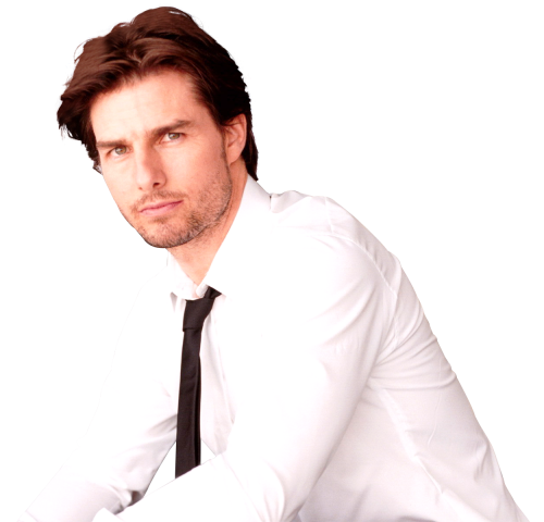 Tom Cruise PNG Transparent Image - Tom Cruise PNG