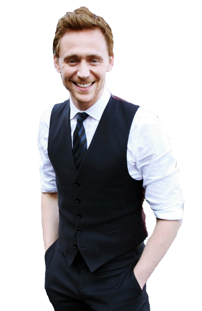 Tom Hiddleston PNG