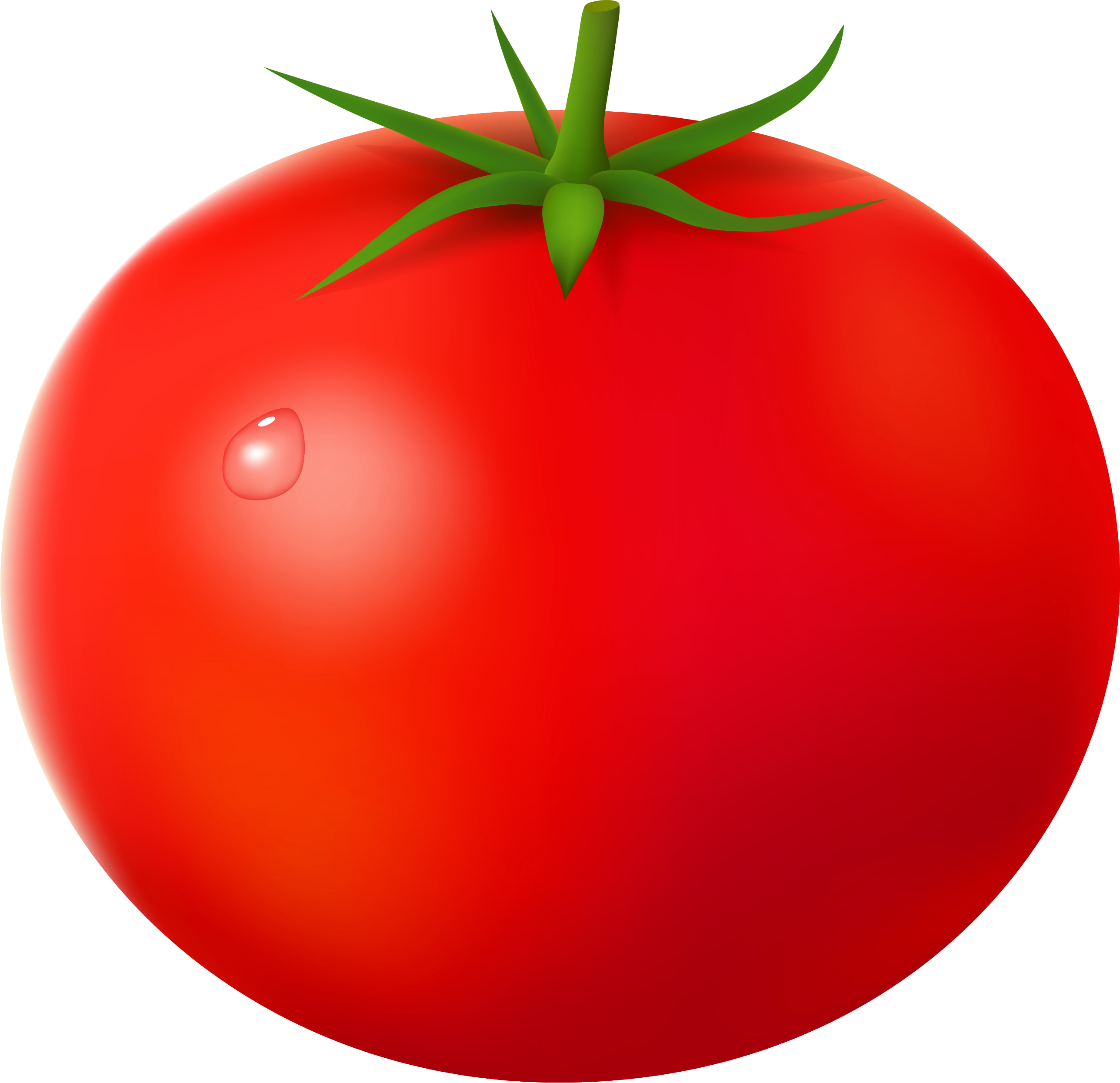 Tomato PNG - 4808