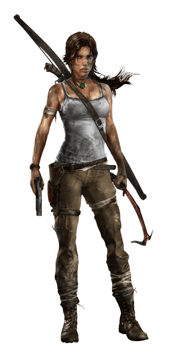 Lara Croft - Tomb Raider.png - Tomb Raider PNG