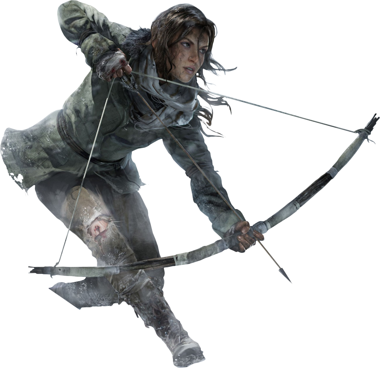 Rise of tomb raider render 1 by rajivcr7-d7ltqee.png - Tomb Raider PNG