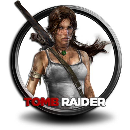 Tomb Raider 2013 icon by -s7. by SidySeven PlusPng.com  - Tomb Raider PNG