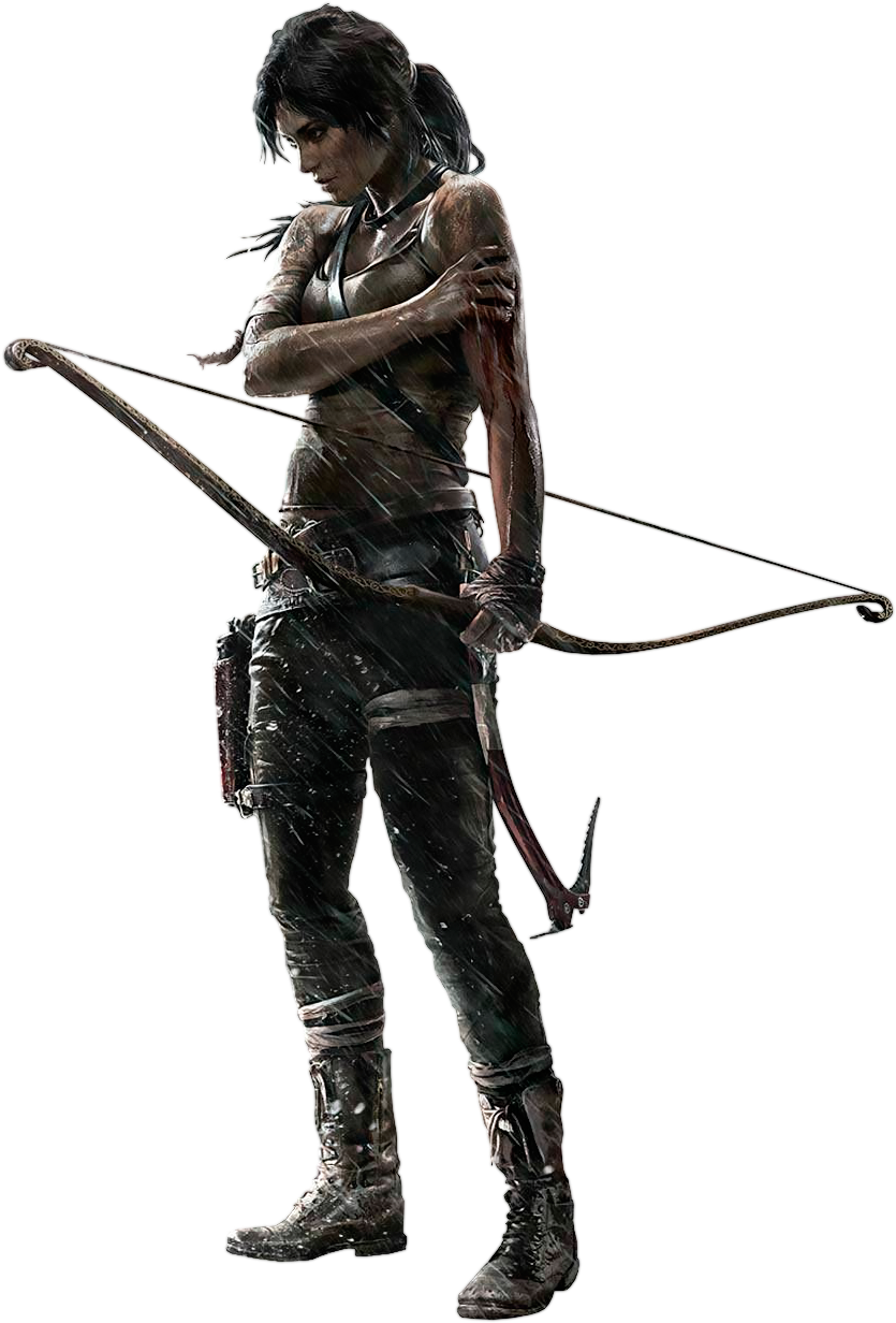 Tomb Raider PNG HD - Tomb Raider PNG